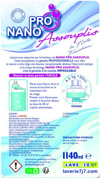 BIDON D'ASSOUPLISSANT 38 doses